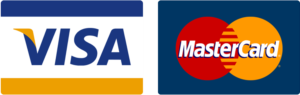 Visa and Masercard